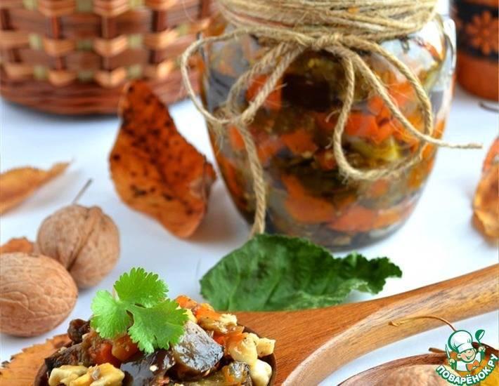 Самая вкусная баклажанная икра - 5 лучших рецептов на зиму