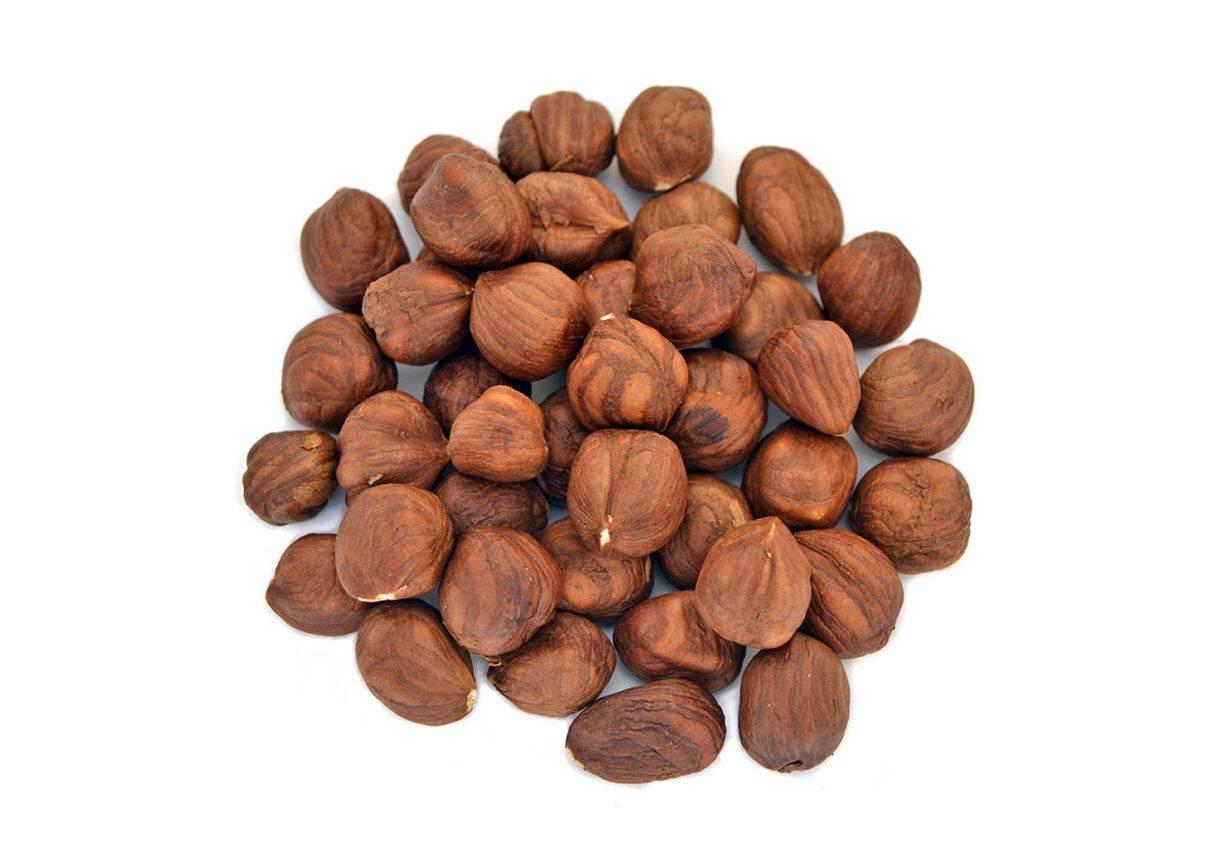Орехи фундук: польза и вред, противопоказания к употреблению