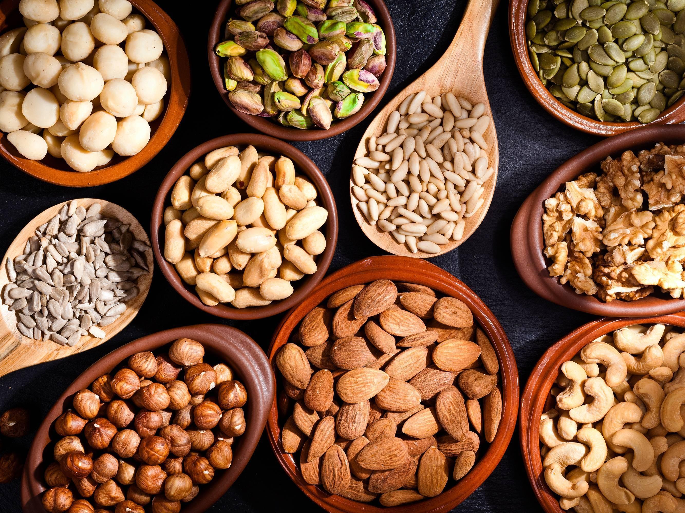 Орехи кешью: польза и вред