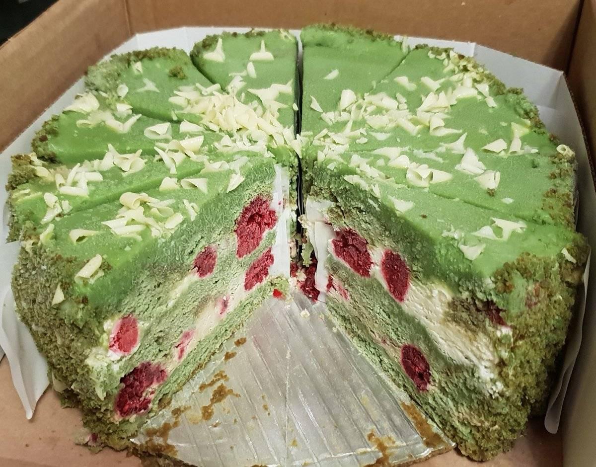 Торт «фисташка-малина»: ингредиенты, рецепт с фото, особенности приготовления - женский сайт. интересные статьи для женщин и девушек - медиаплатформа миртесен