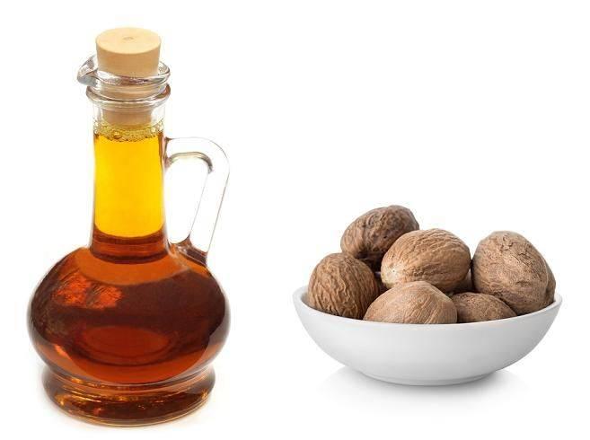 Эфирное масло мускатного ореха: состав и свойства. мускатное масло в косметологии, кулинарии и ароматерапии