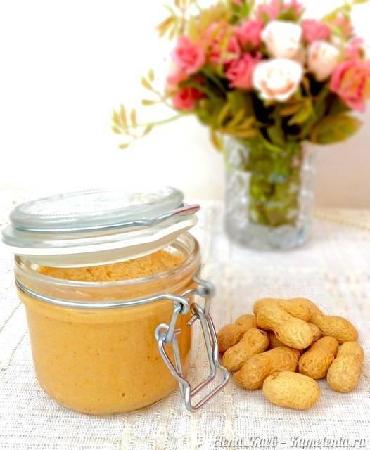 Арахисовая пп паста: рецепты в домашних условиях