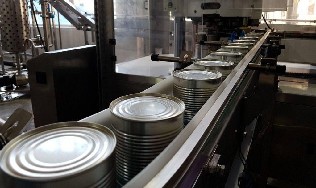 Микробиологический контроль производства консервов | pkl