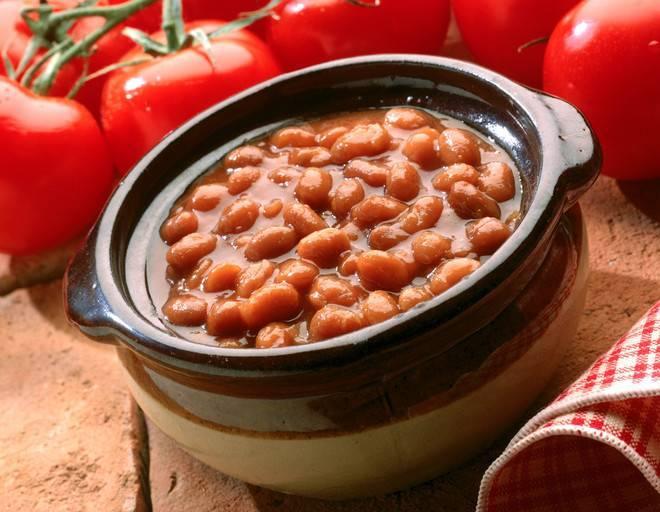 Фасоль в томате на зиму: очень вкусные рецепты, как в магазине!