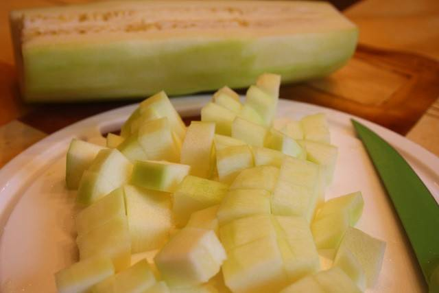 Рецепты кабачки с яблоками