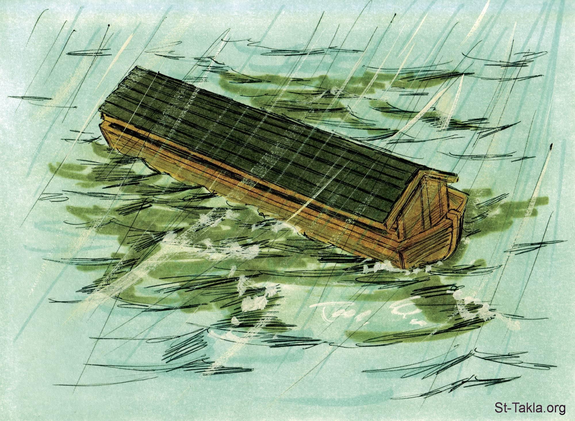 Ноев ковчег имел форму пирамиды - 2 июля 2016 – земля - хроники жизни