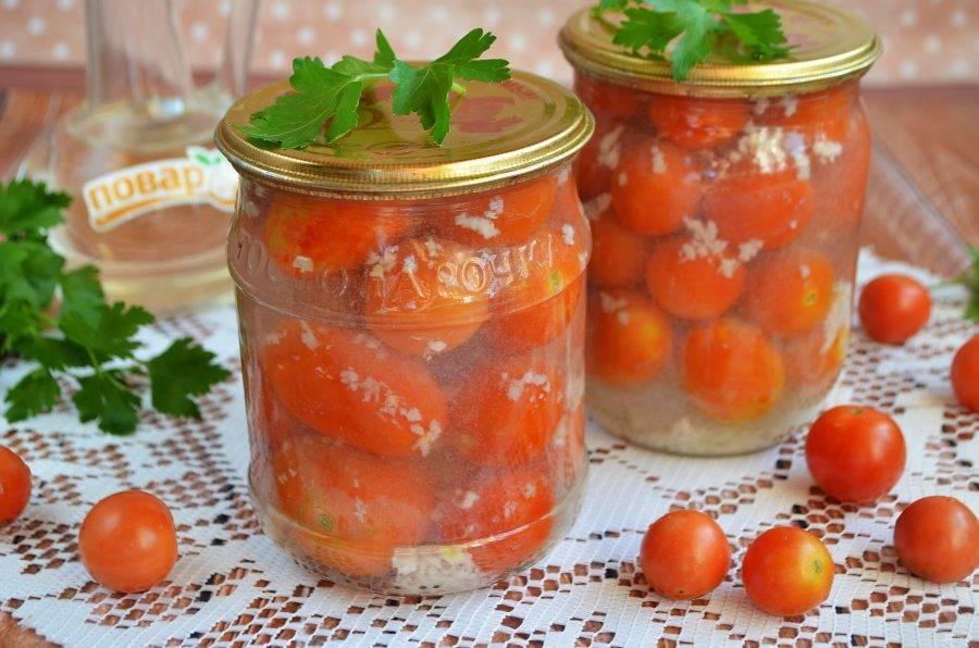 Сладкие помидоры на зиму лучший рецепт