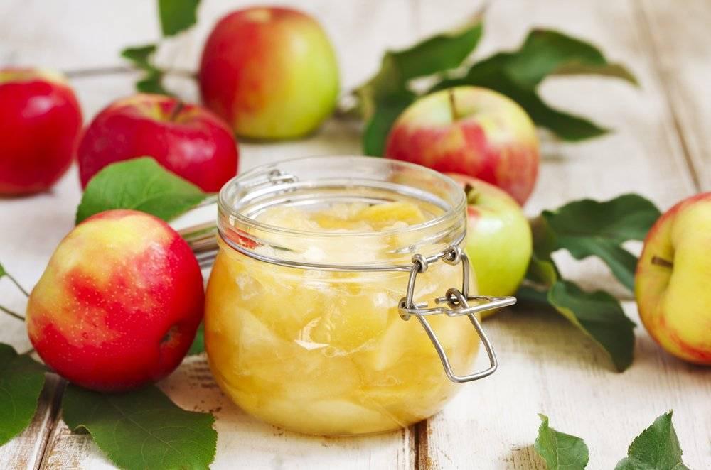 """Яблочное варенье """"пятиминутка"""" - изумительно вкусный десерт"""
