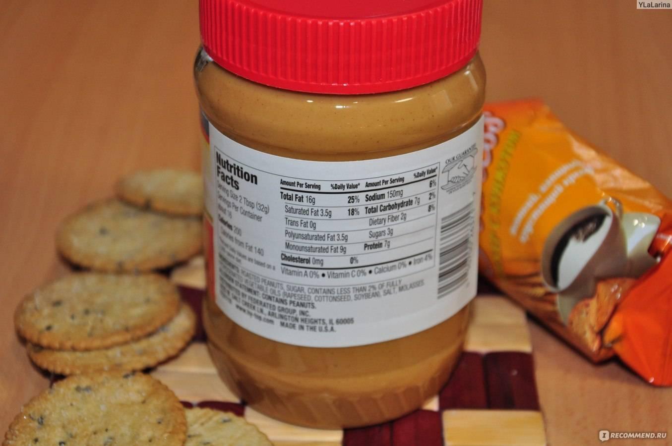 С чем есть арахисовую пасту без сахара: рецепты