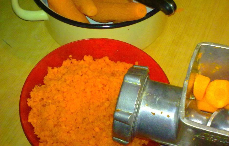 Икра из моркови на зиму: рецепты приготовления морковной икры, особенности, простой состав