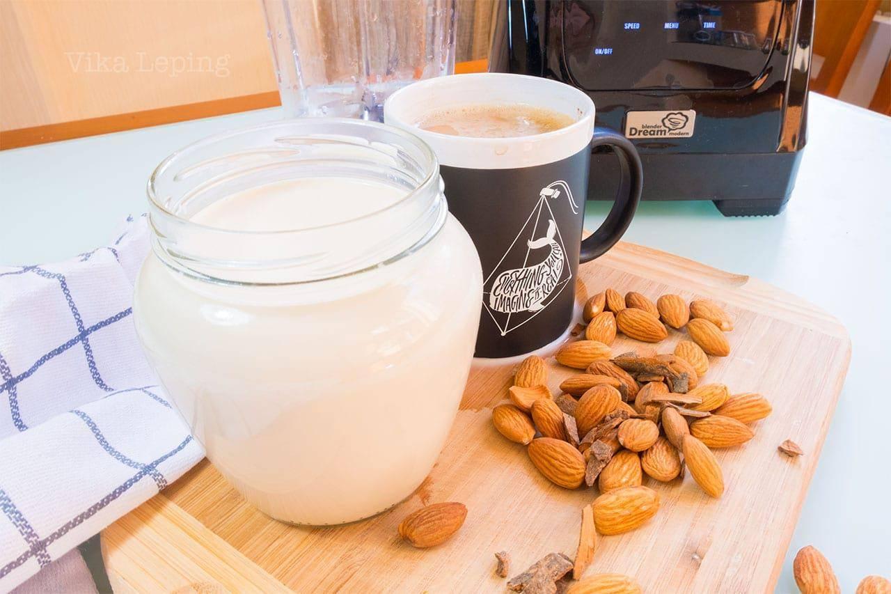 15 советов для приготовления орехового молока из любых орехов или семян в домашнихусловиях