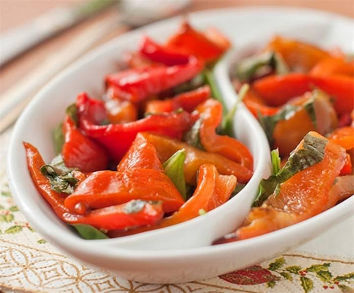 Салат из помидор с перцем на зиму – 8 рецептов пальчики оближешь