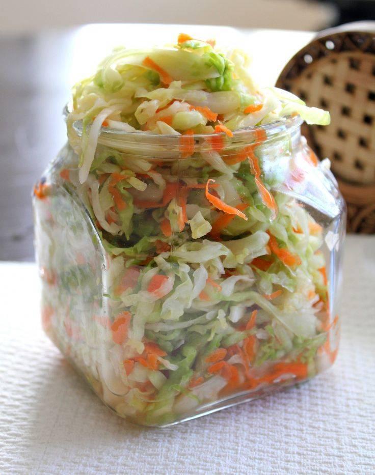 Маринованная капуста быстрого приготовления 5 очень простых и вкусных рецептов