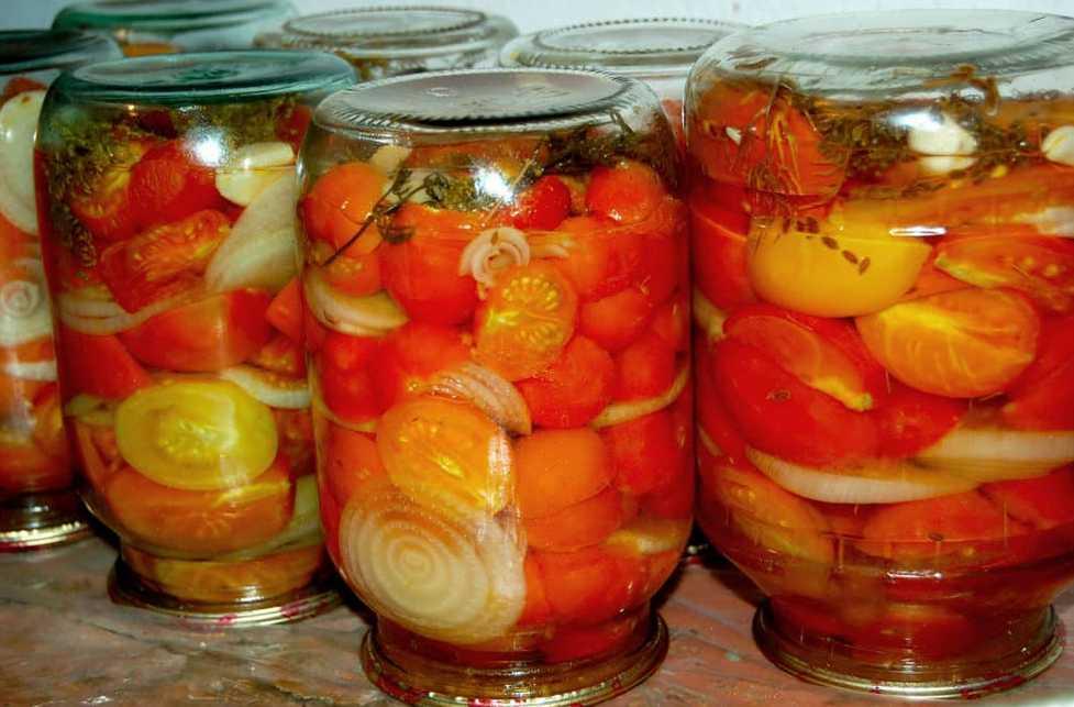 Сладкие помидоры с медом на зиму – рецепты в литровых и 3 л банках