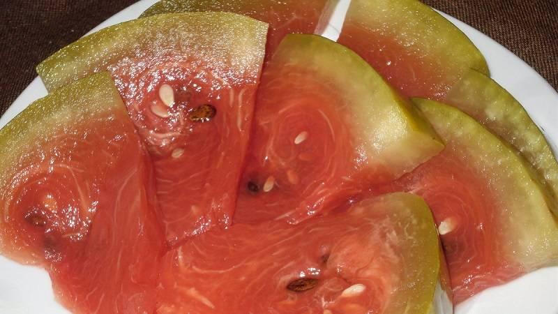 Соленые арбузы в банках - 5 лучших рецептов на зиму с пошаговыми фото