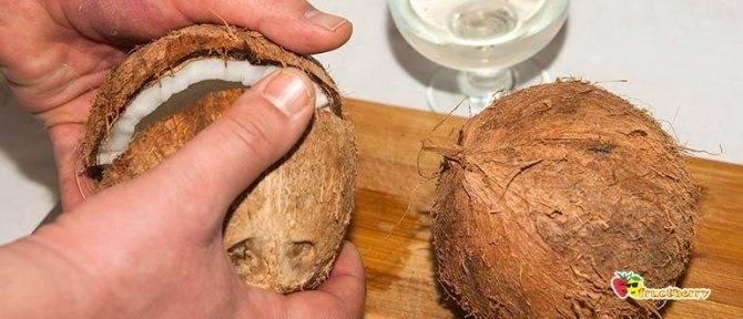 Как открыть, расколоть, разбить кокос в домашних условиях