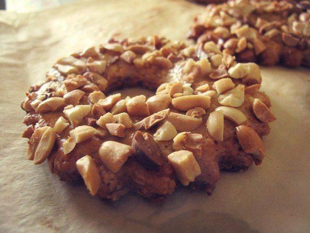 Печенье с арахисом кольцо: песочные кольца с орехами — пошаговый рецепт с фото на повар.ру – песочное печенье «кольцо с арахисом» — старый друг — ресторан, караоке-клуб