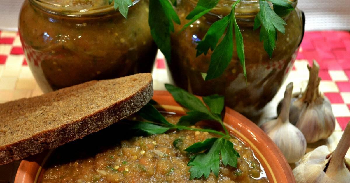 20 простых и вкусных закусок из баклажанов
