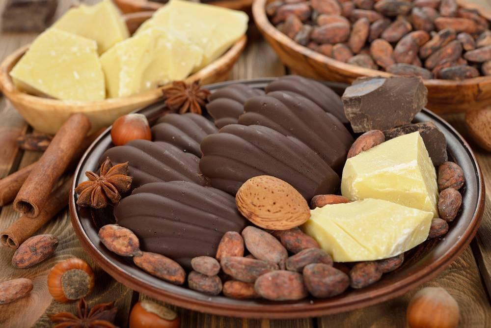 Масло какао: полезные свойства и противопоказания, применение в косметологии и других сферах