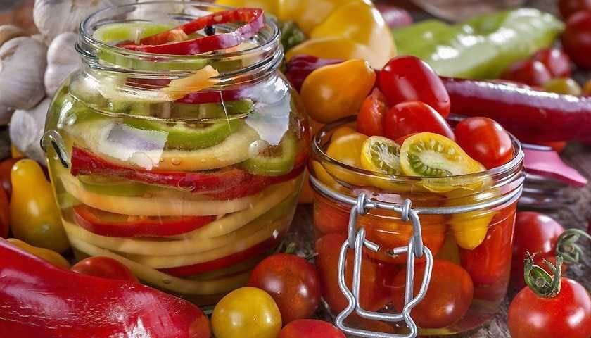 Общие правила и приемы заготовки овощей и фруктов. консервирование. большая книга рецептов