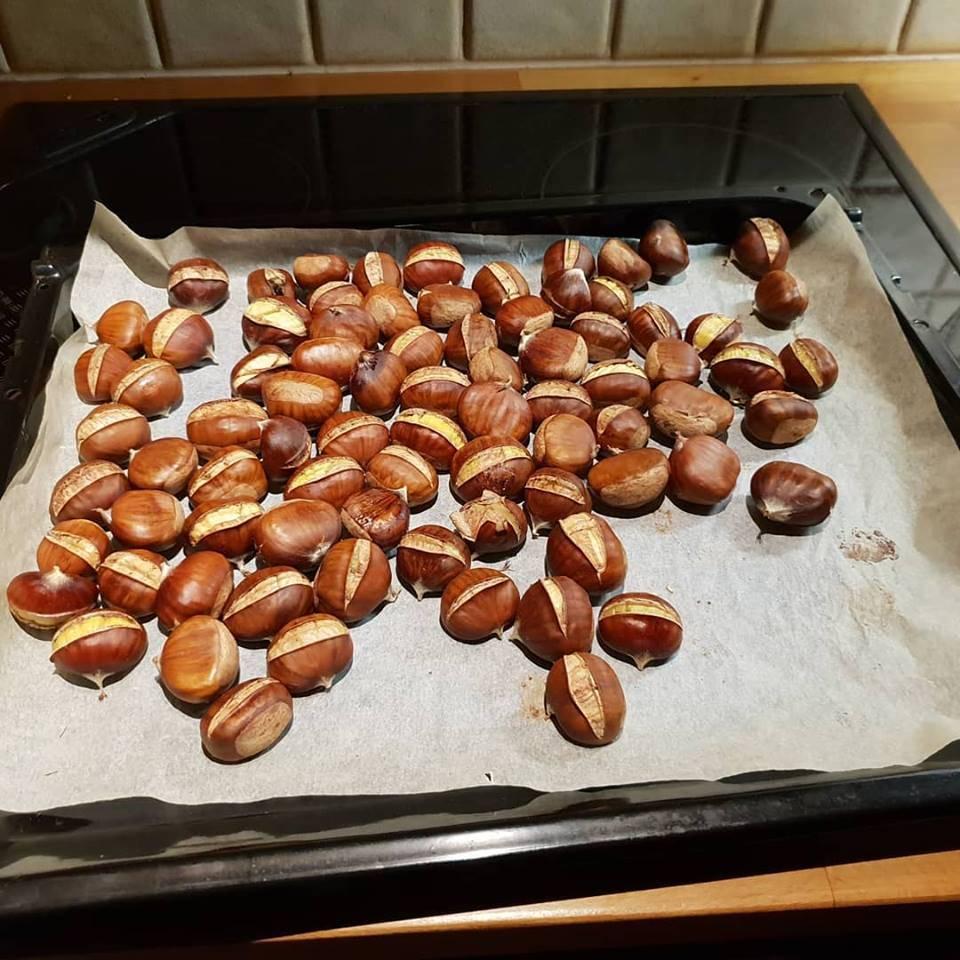 Как приготовить сухие каштаны. посевные каштаны — как готовить