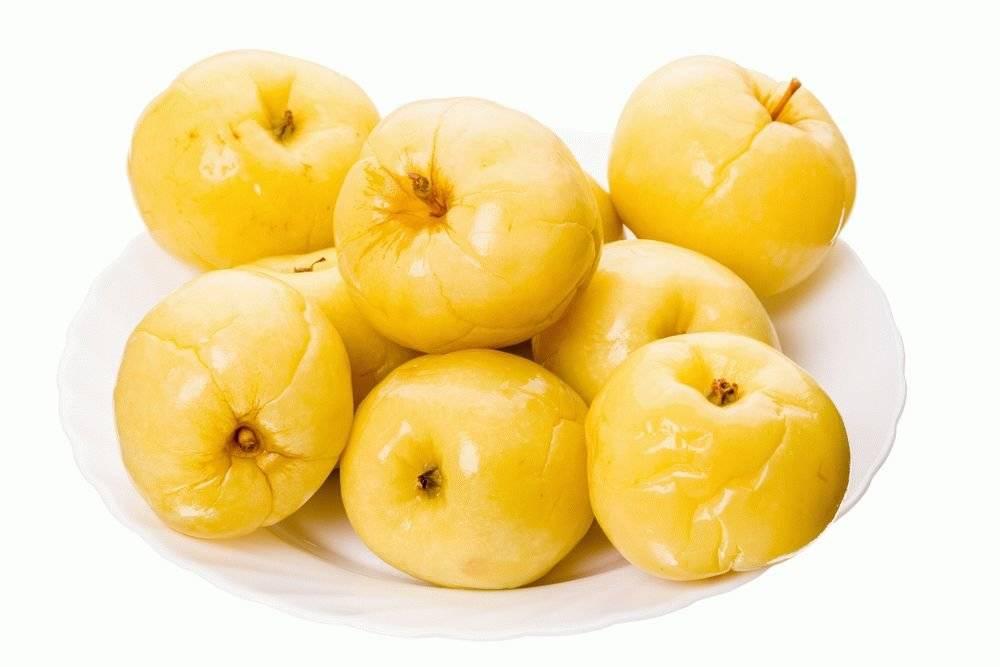 Яблоки моченые: рецепт приготовления. моченые яблоки в банках: рецепт :: syl.ru