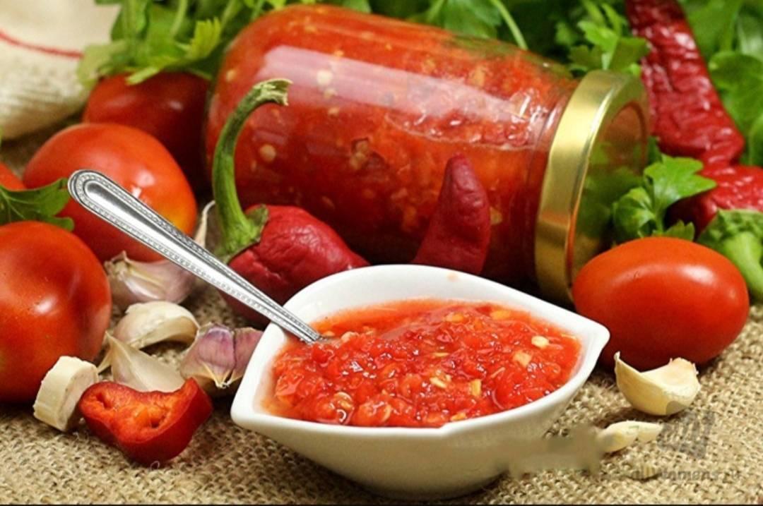 Аджика без помидоров: топ-8 рецептов, тонкости приготовления