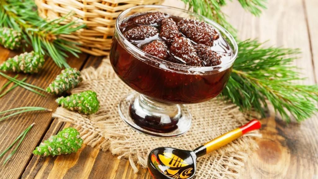 Варенье из кедровых орехов: рецепты приготовления из кедровых шишечек и ореховых ядрышек
