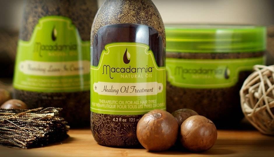 В чем польза масла макадамии для лица