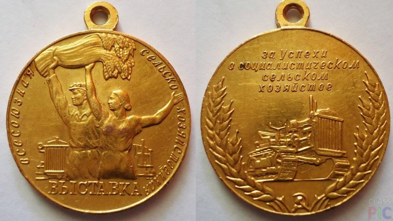 Золотая награда - селекционеру-ореховоду
