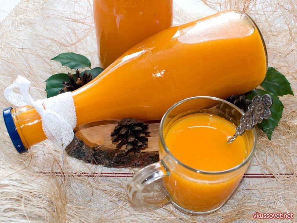 Тыквенный сок на зиму: простые и вкусные рецепты приготовления