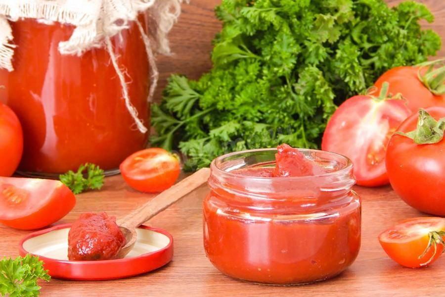 Как приготовить томатную пасту на зиму: простые рецепты для вашего стола