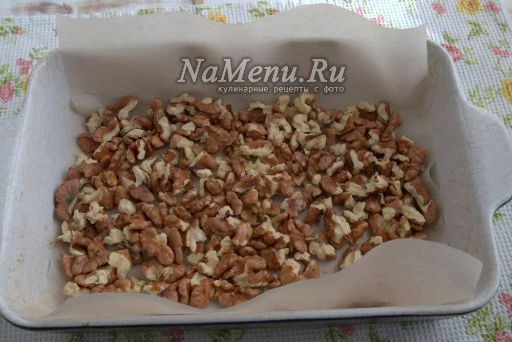 Как сушить грецкие орехи в домашних условиях