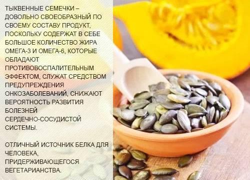 Тыквенные семечки для женщин: польза и вред, применение в кулинарии, народной медицине, косметологии
