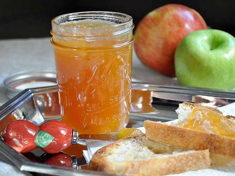 Прозрачное варенье из яблок дольками на зиму. простые и быстрые рецепты в домашних условиях