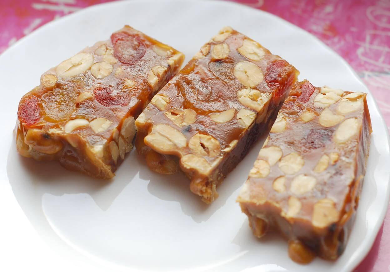 Щербет с арахисом по-домашнему рецепт с фото пошагово и видео - 1000.menu