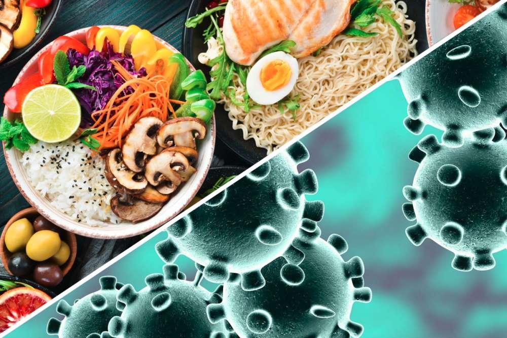 Заболевания, передающиеся через пищевые продукты