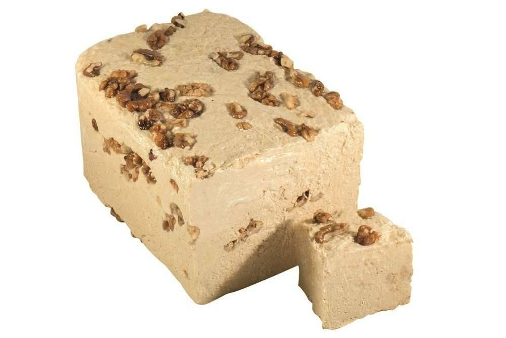 Халва (подсолнечная, арахисовая, фисташковая, тахинная) — польза и вред для организма
