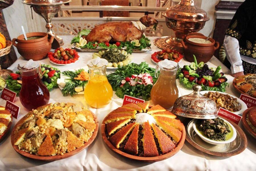 Какие традиции у азербайджанцев: описание и фото