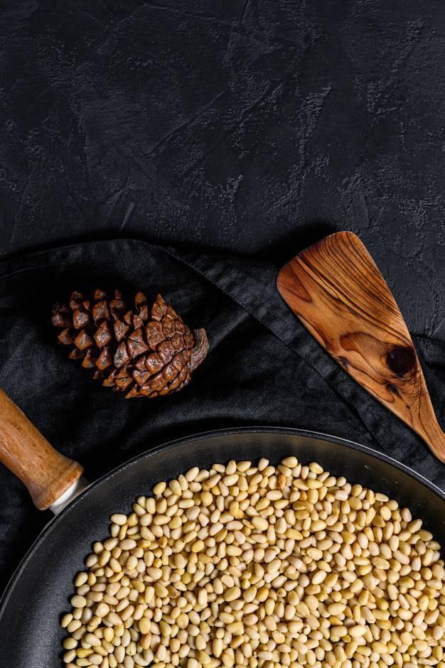 Как правильно жарить кедровые орехи дома