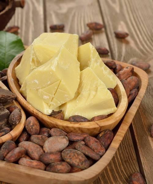 Масло какао для волос: польза, правила нанесения, маски