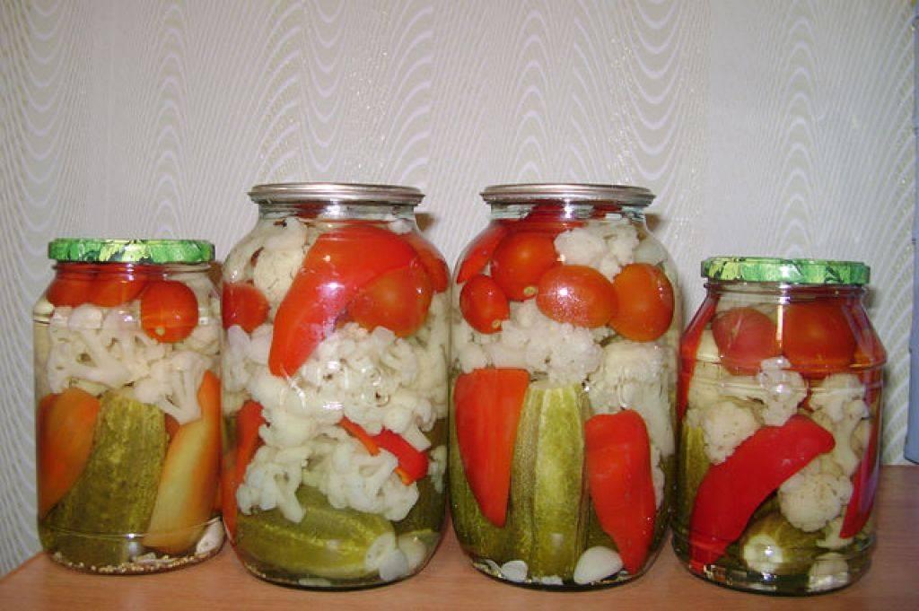 Овощное ассорти на зиму «пальчики оближешь»: самые вкусные рецепты ассорти из овощей