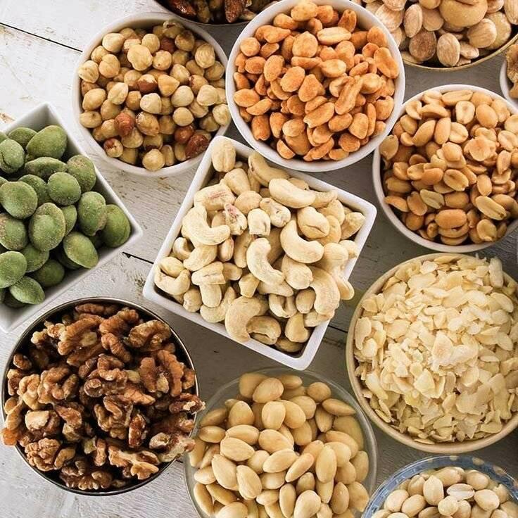 Орехи для потенции: самые полезные орехи для мужчин