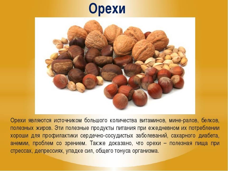 Можно ли есть орехи при гастрите желудка с повышенной кислотностью, при атрофической и эрозивной форме заболевания жкт, кушать ли при обострении и гастродуодените?