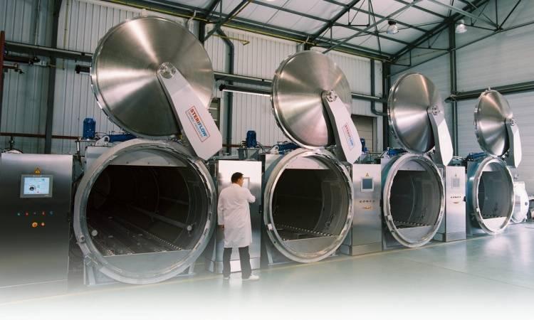 Технология стерилизации продукции