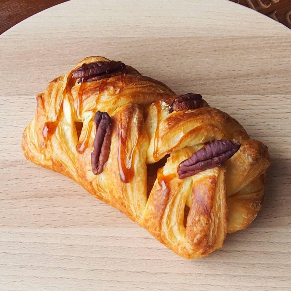 Кленовый пекан из слоеного теста: рецепт с фото пошагово