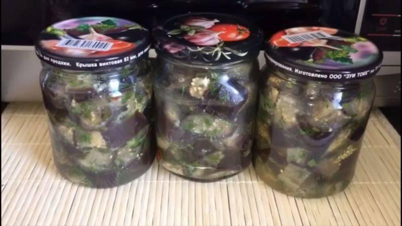 Баклажаны как грибы: быстрые и вкусные рецепты без стерилизации на зиму