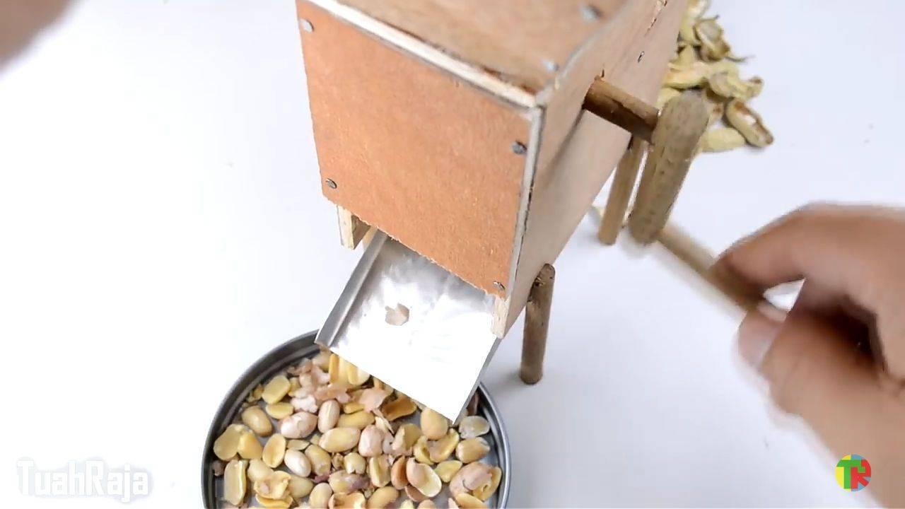Как быстро очистить арахис от шелухи и скорлупы в домашних условиях - скороспел