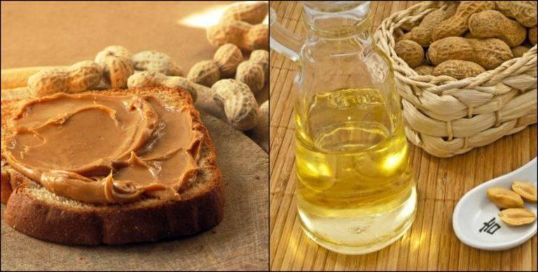 Арахисовое масло польза и вред для организма
