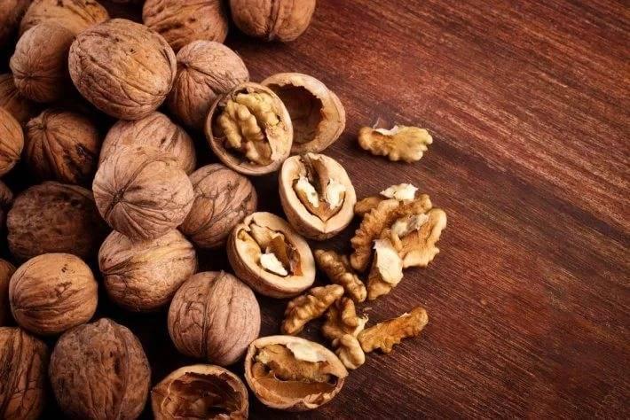 Какие орехи повышают гемоглобин